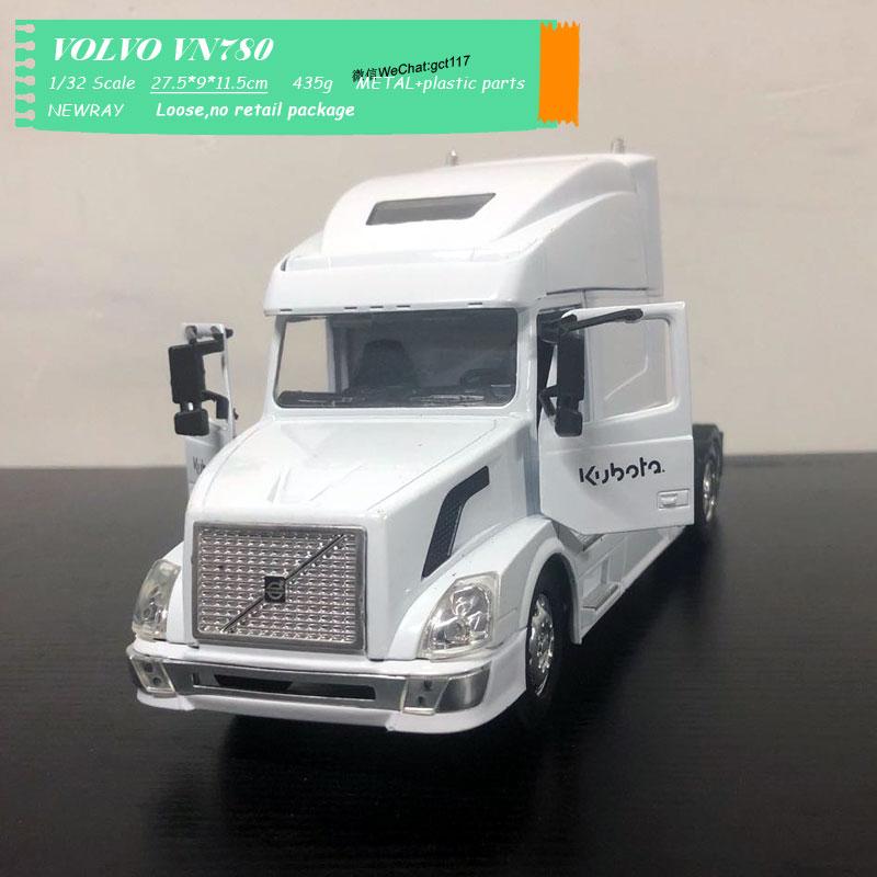 volvo vn780 white (18)