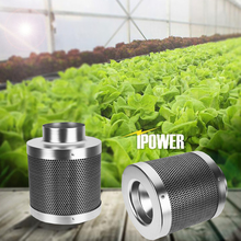 Air-Purifier-Parts CARBON-FILTER Hydroponics Indoor-Plant Activated Cotton 4inch
