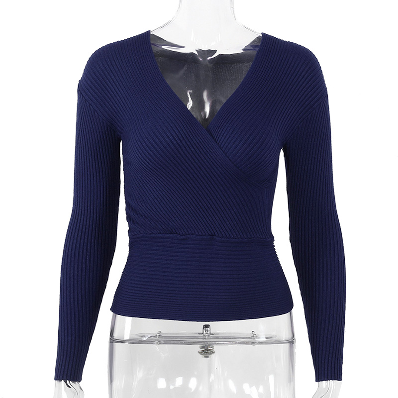 Sexy Winter Knitted Sweater V Neck Cashmere Sweater Female 19 Women Sweaters And Pullovers Autumn Long Sleeve Sweater Jumper 18