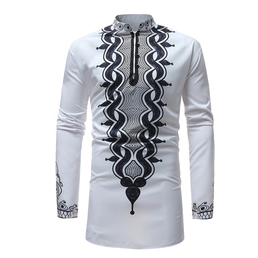 African CLOTHING. Odeneho wear homme blanc poli Coton Costume//Broderie
