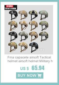 TB292 DE FMA OPS FAST Helmet Guide