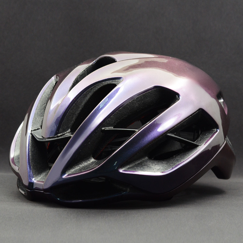 Bicycle Helmet Bike Mountain-Road-Cycling Safety Sports Women MTB Red Outdoor Big 52-58cm title=