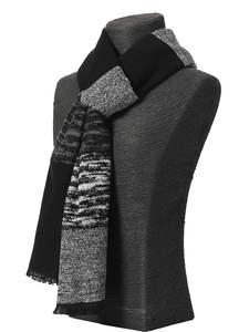 Cashmere Scarf Wraps Plaid Warm Male Business-Cotton Winter High-Quality Classic Neckercheif