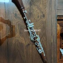 Clarinet Musical-Instrument Professional Wood Red with Tuning Drop-B New-Products For-Sale