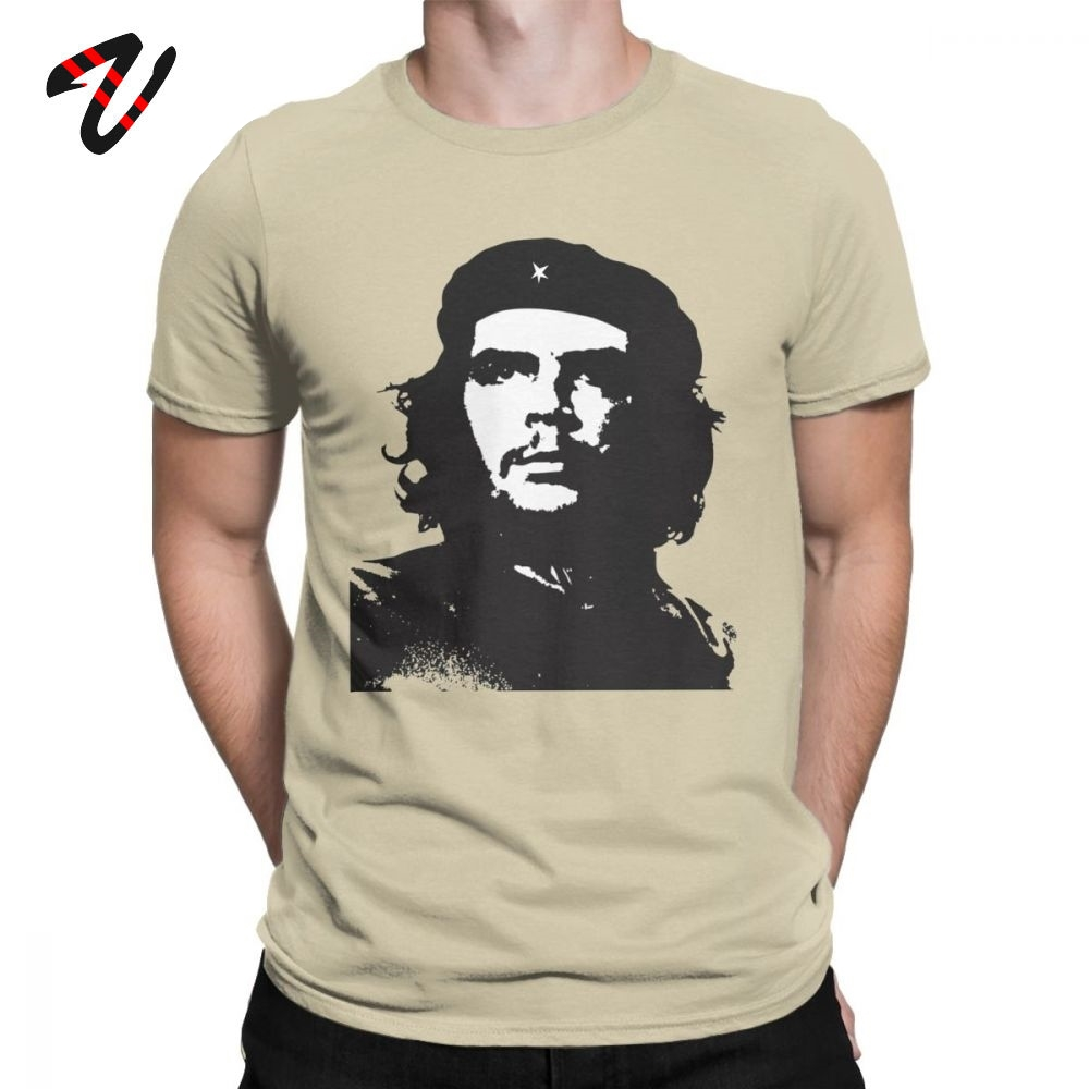 Che Guevara Face Silhouette Mens Iconic Baseball T-Shirt Freedom Fighter Cuba