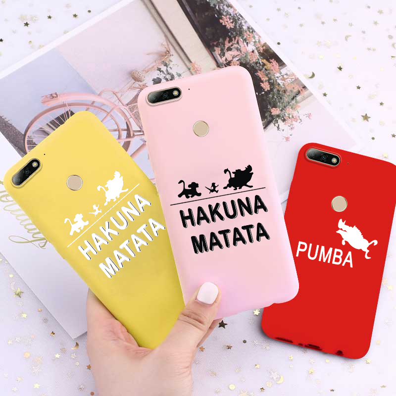 3D Candy TPU Case For Huawei Honor 10 Lite 8S Play 8A V10 V20 6A 6X 7X 8C 8X 9X 9i 2018 V9 6C 7A 7C Pro Y9 Prime 2019 Case Cover