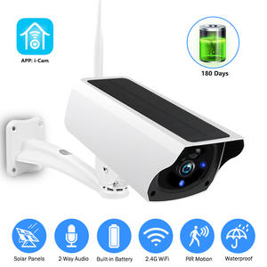 SSolar WiFi IP Camera...