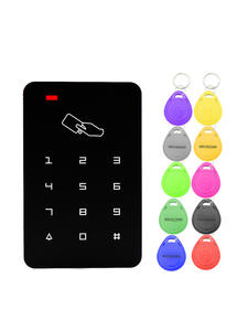 Access-Controller Card-Reader Keychains Door-Lock-System Digital-Panel RFID Standalone