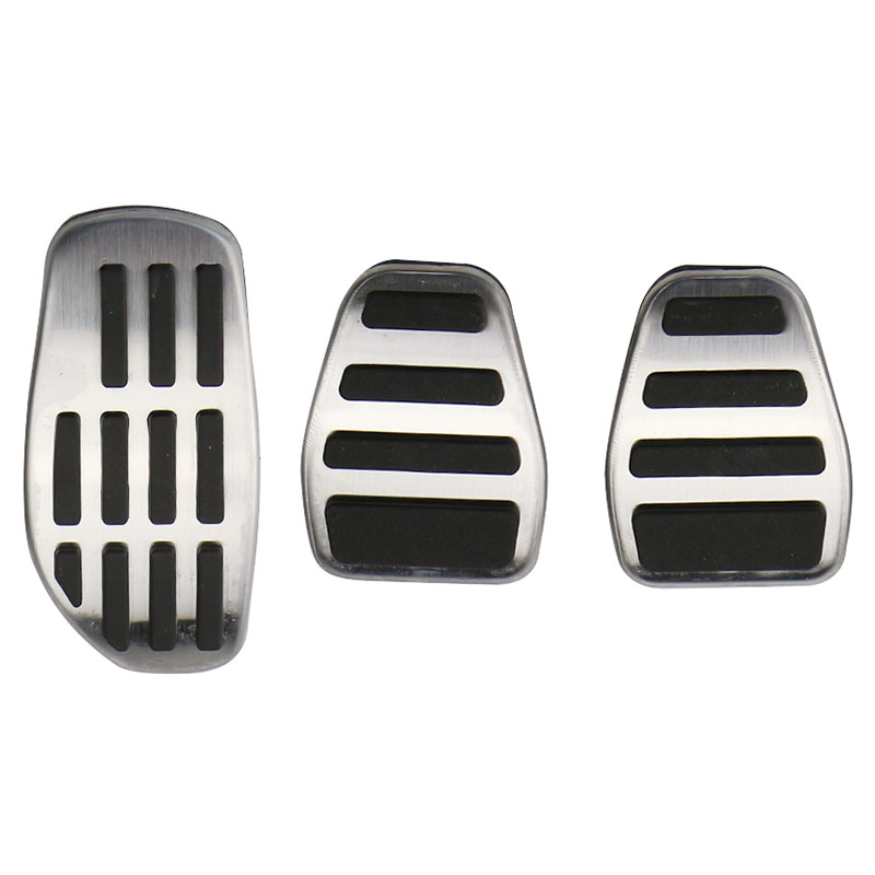 WZJFZPL Cubierta de Pedales de Freno de Pedal de Combustible de Gas para autom/óvil para Land Rover Freelander 2