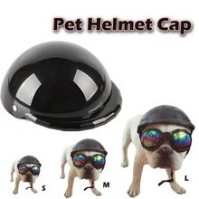 Dog Helmet Funny Birthday-Party Costumes Pet-Hat Motorcycle-Cap Summer-Accessories Cats