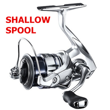 Fishing-Reel Spining Shallow Spool 1000S 2500SHG Shimano Stradic FL