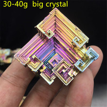 Crystal Bismuth Professional Colorful To Metal 30g 40g Making High-Pure