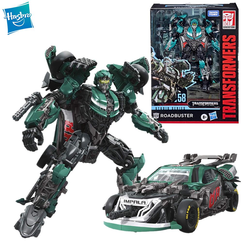 """Transformers Generazioni Autobot ROADBUSTER VOYAGER 8/"""" ACTION FIGURE GIOCATTOLO-NUOVO!"""
