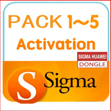 Sigma Pack 1 2 3 4 5 ключ активации для sigma huawei dongle Edition