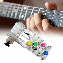 1Pcs Acoustic Guitar Chord Buddy Teaching Aid Guitar Learning System Teaching Aid Accessories