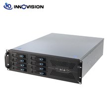 Storage-Case Server Rack-Mount 3U for Big Data-Support ATX 8HDD 19-Inches Hot-Swapped