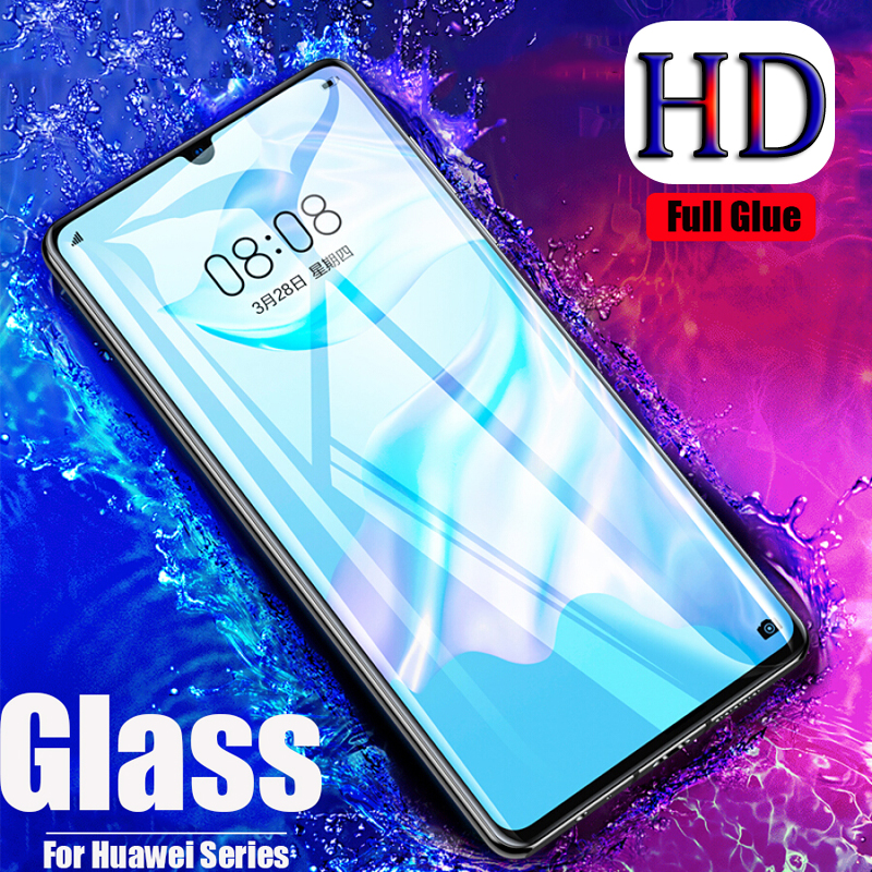 Tempered Glass For Huawei Honor 8A 8S 8X 9x Pro 9 Lite Glass Cover Screen Protector For Huawei Honor 8S Glass Protective Film