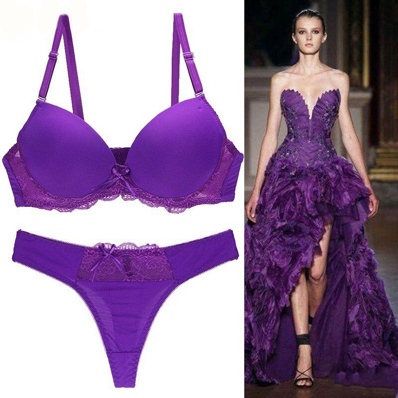 Bademode Bikini  Set BH Push-up Cup B C 75 80 85 90 95  Slip M L XL  //225*//