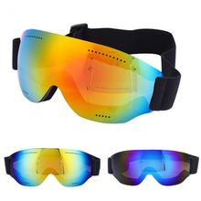 Glasses Mask Snowboard Goggles Skiing Eyewear Uv-Protection Skate Winter Sports Windproof
