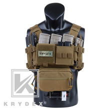 Carrier-Vest Magazine-Pouch Ranger Chest-Rig Coyote Brown Military Airsoft Tactical Hunting