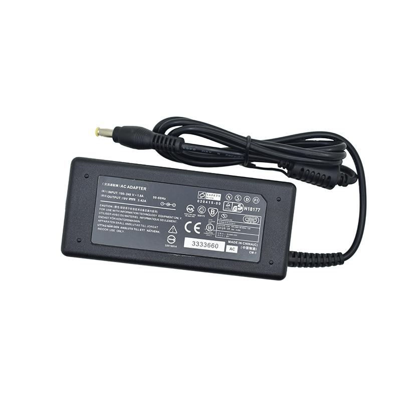 KABEL UK EU Akku Ladegerät für Acer aspire 5520G 5620 Laptop Ac Adapter