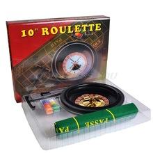 Game-Set Poker-Chips Table-Cloth Roulette Casino with for Bar KTV Party Borad-Game 10inch