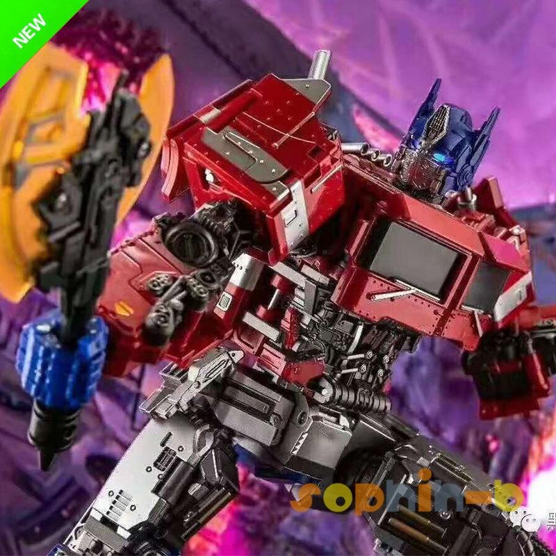 32CM G1 Transform Optimus Prime Autobots SS38 Alloy Oversize MP Action Figure