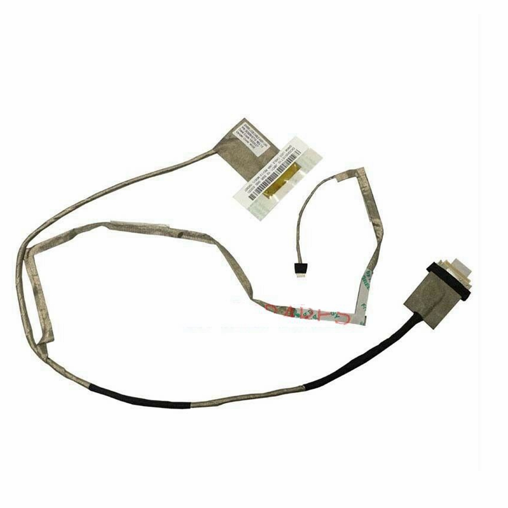New for lenovo G580 G580AM G585 G585G laptop LED screen video cable DC02001ES10