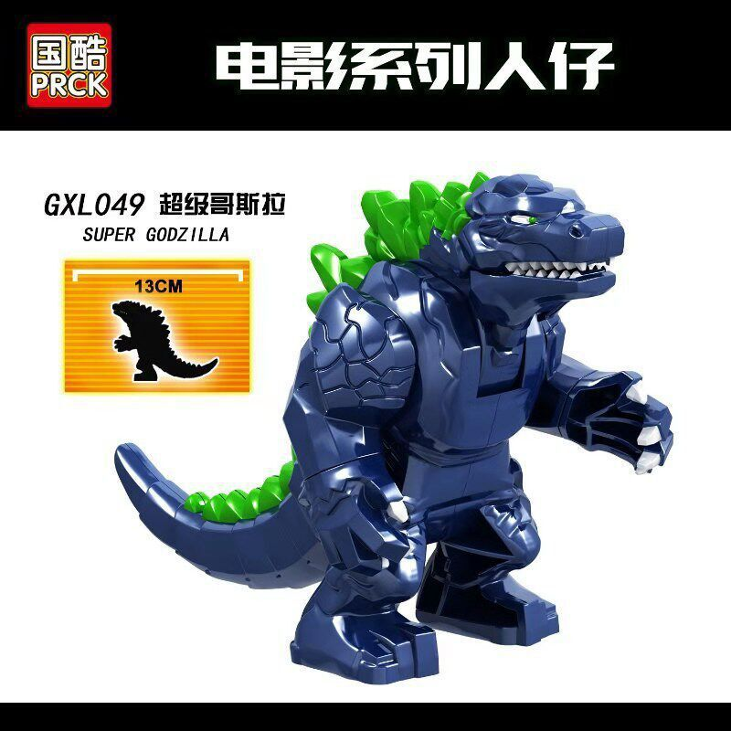 Legoing Navy blue GXL049 Building Blocks City Gifts Movies Educational Animal Single sale Toys For Children Animals Figures Toys