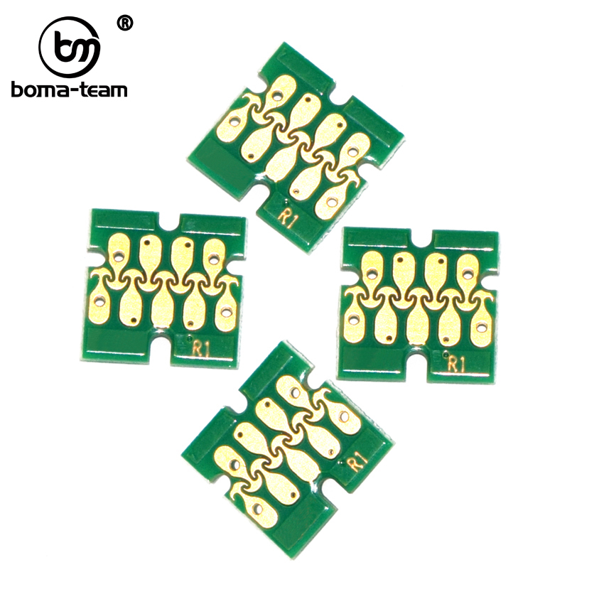 EU T944 T945 New Auto-Reset ARC Chips For Epson WorkForce Pro WF-C5290 WF-C5790 WF-C5210 WF-C5710 Printers In EUROPE