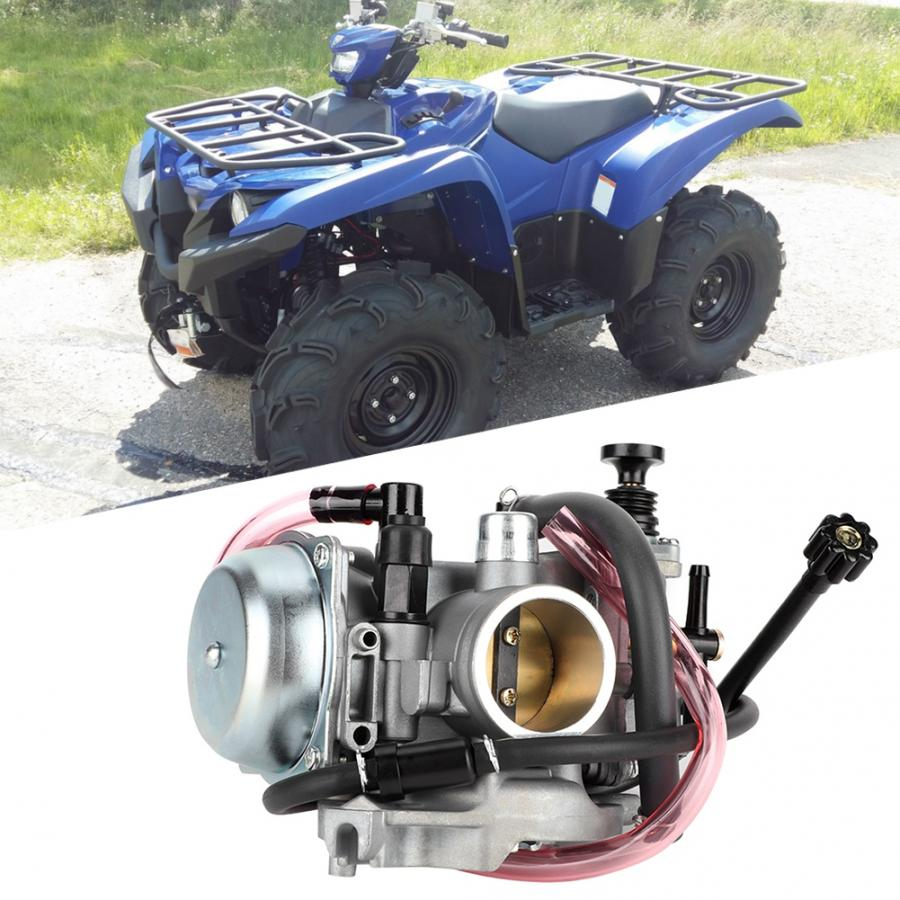 QUALITY Carburetor Primer Pump Set Carb for KVF 400 Prairie /& Bayou ATVs
