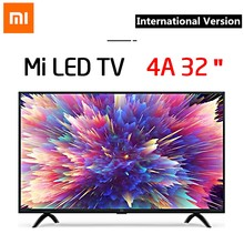 Xiaomi Mi Smart TV 4A 3239inchtv 32 Android9.0 DVB-T2/C 1 ГБ 8 ГБ 5G WIFI bluetooth 4,2 HD Голосовое управление TV International(China)