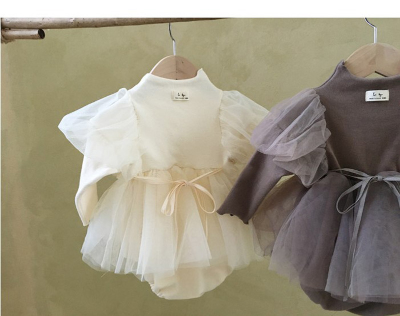 Baby Princess Party Wedding Dress 5