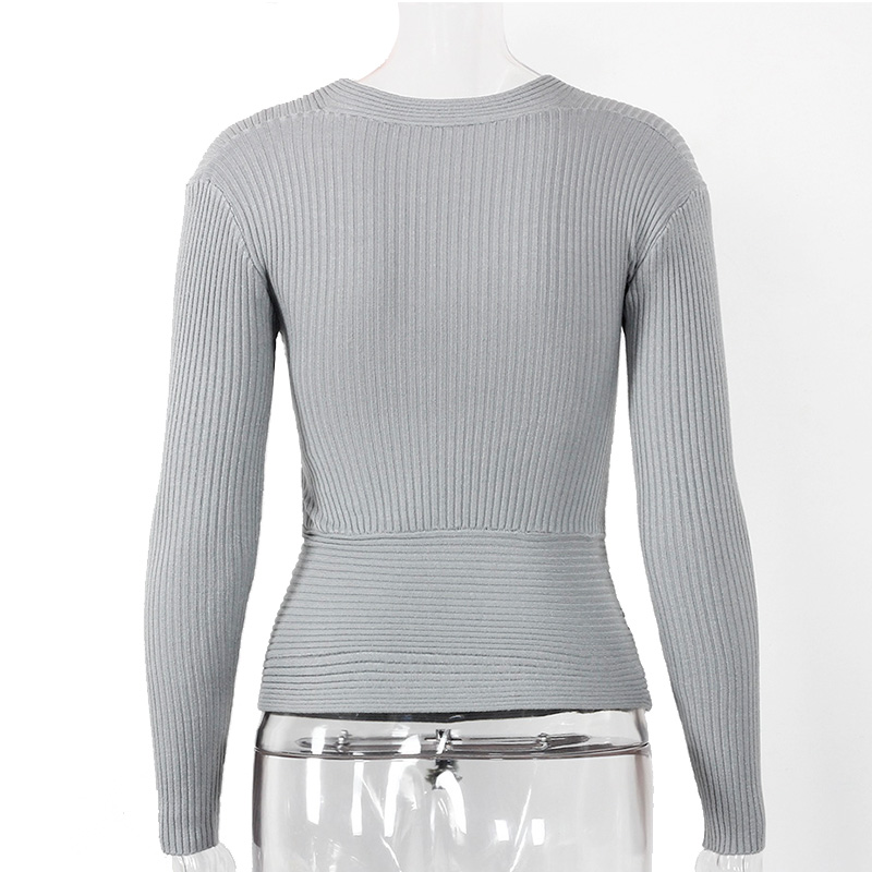 Sexy Winter Knitted Sweater V Neck Cashmere Sweater Female 19 Women Sweaters And Pullovers Autumn Long Sleeve Sweater Jumper 22