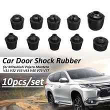 Buffer-Pad Bumper Stop-Rubber Car-Door Anti-Shock Pajero Montero Mitsubishi for V31/V32/V33/..