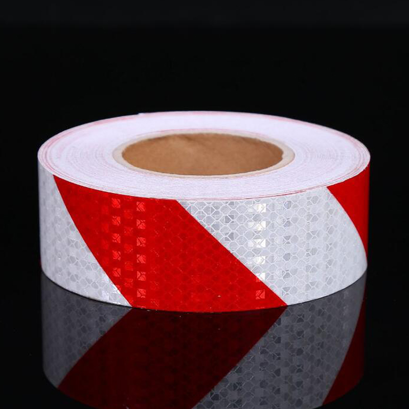 Bicycle Reflective Tape Sticker Outdoor Safety Tools Tapes Camping Cycling Light Luminous Warning Glow Night Reflective Sticker