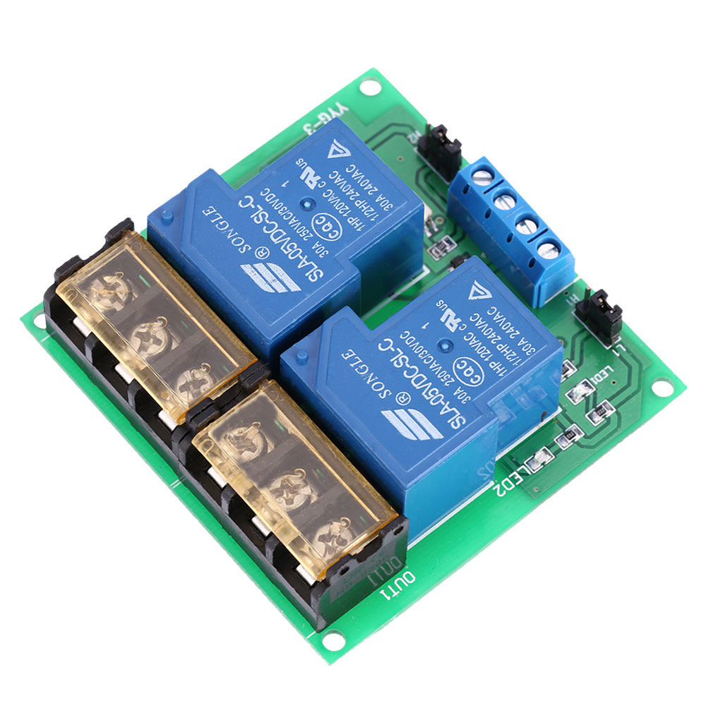 1//2//4 Kanal Module Board With Optokoppler H//L Level Triger 30A 5V-24V L1SA