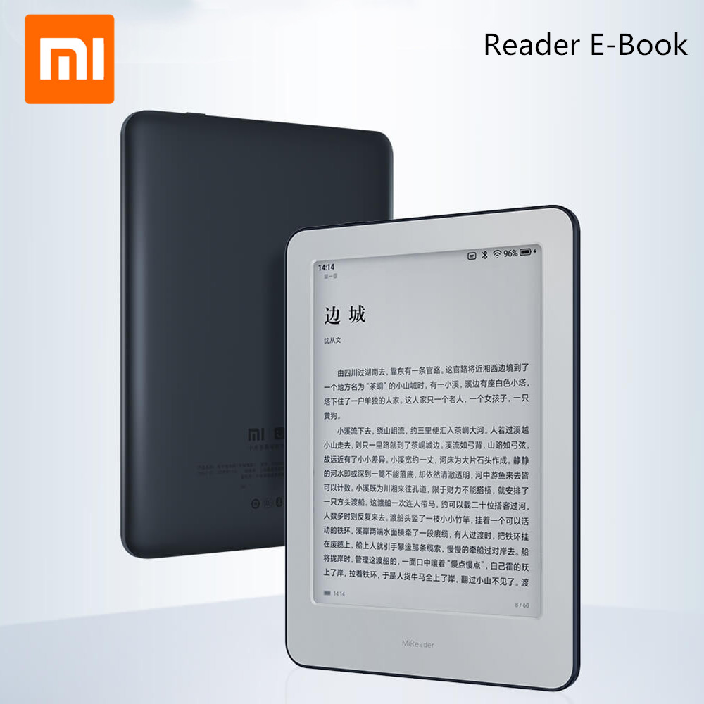 Xiaomi E-Book-Reader Intelligent Home Wifi-16gb Office-Artifact-Meter Memory Touch-Ink title=