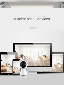 Remotely-Monitoring Night-Vison Home-Security 360-Degree Ai-Camera WIFI Cctv-Cam Angle