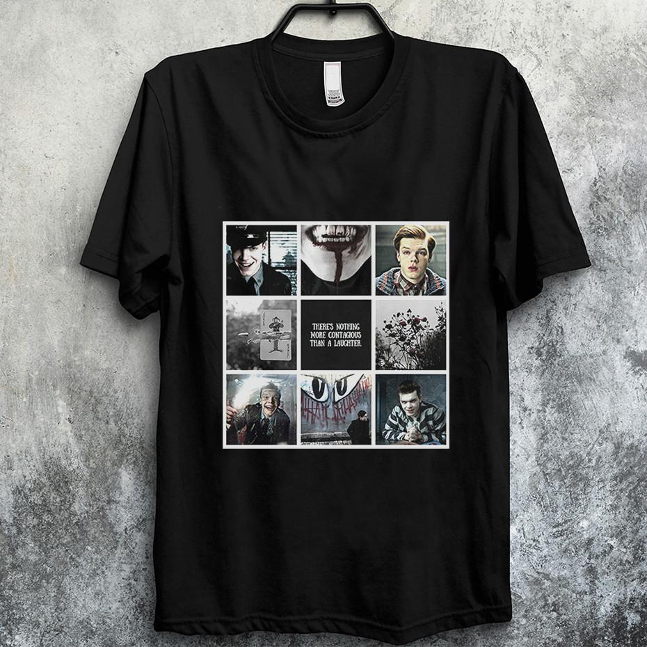 Popular Gotham Joker Aesthetic Jerome Valeska T Shirt Unisex Camiseta Big Size T-shirt