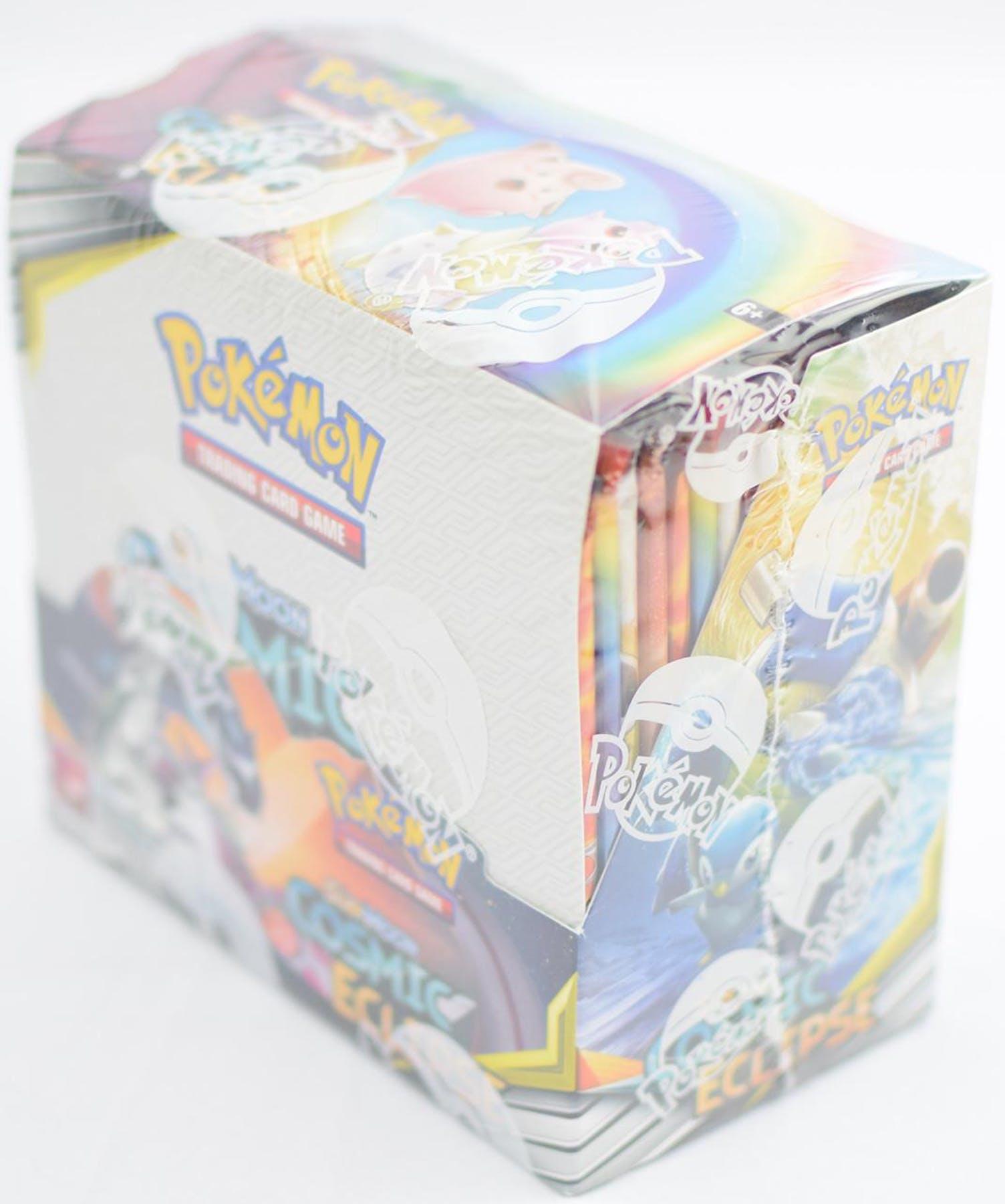 324pcs Pokemon Card TCG Sun /& Moon Cosmic Eclipse Booster Box Collection Tradin