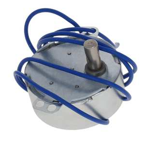 CHANCS Motore elettrico TYC-50 220V 2.5-3RPM Gear Synchro Motor con 1.8m Lunghezza Cavo di Alimentazione Della Lampada Interruttore Spina Estensione 3PCS
