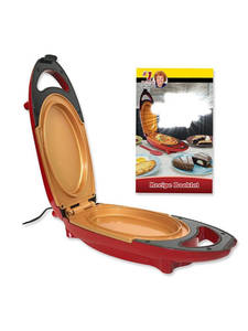 Steak-Pan Barbecue Heat-Non-Stick Electric 5-Minutes Multifunctional New Upscale