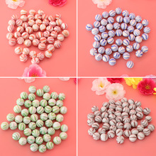 50 Pieces 16mm Small Glass Round Beads Kids Marbles Ball Traditional Game Toy Gift