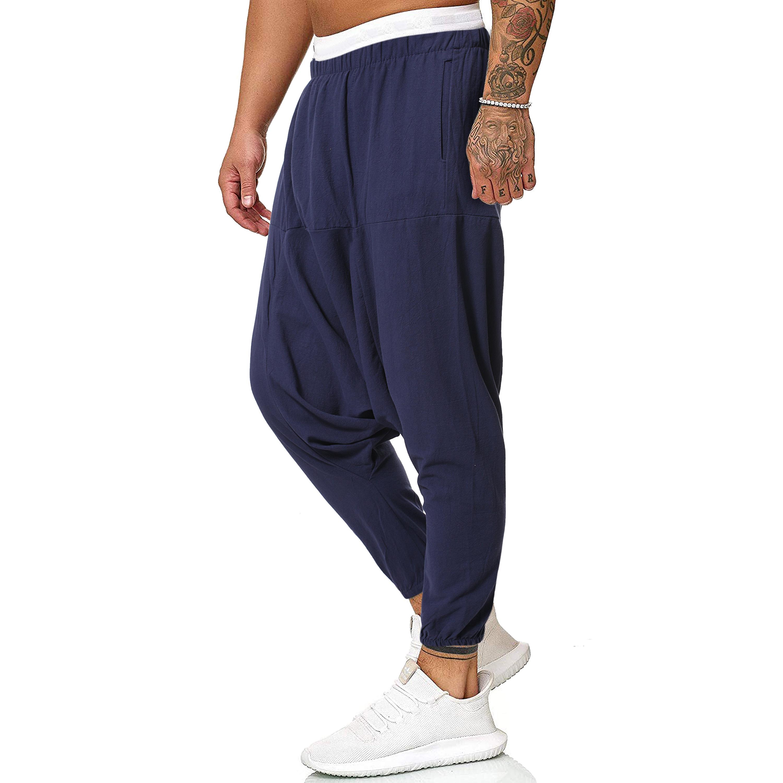 pantalon baggy homme