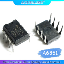 10 pces a6351 STR-A6351A lcd power management ic dip-8