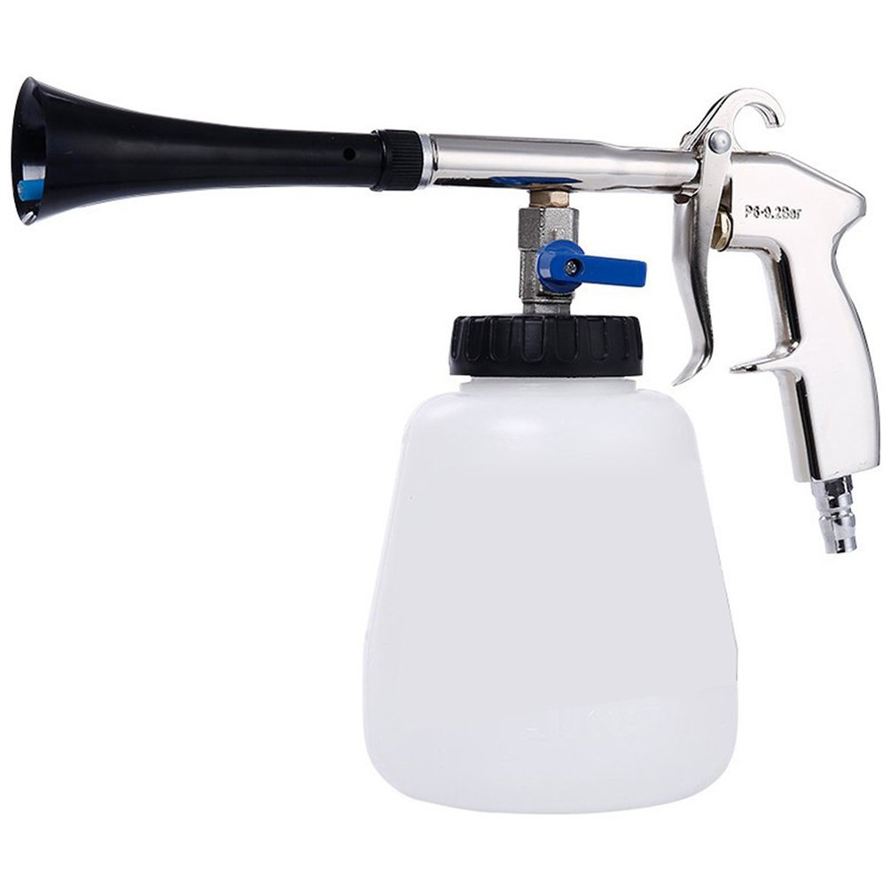 Brush Gun-Washer Dust-Machine Car-Wash-Tool Tornador Portable High-Pressure Interior title=