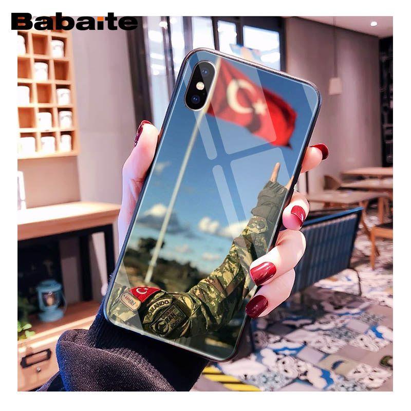Turkey Flag Soldier