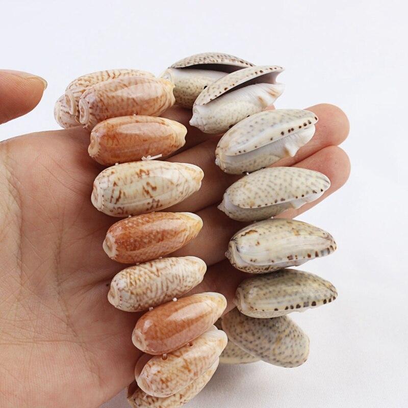 Trendy Seashell Bracelet Shells Bracelets Women Accessories Beaded Strand Bracelet