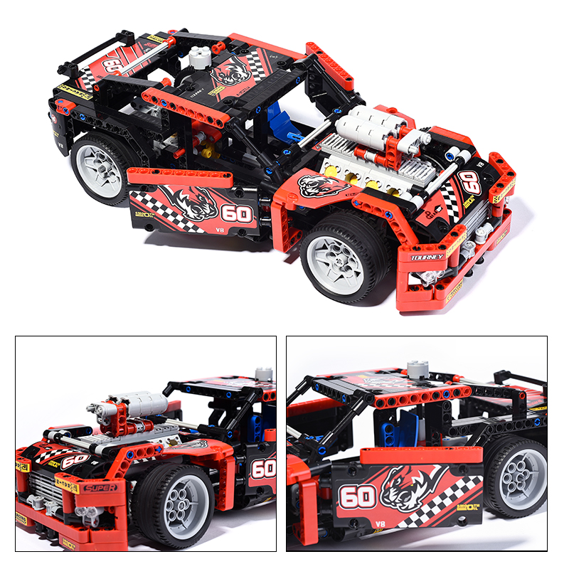 Decool-technic-1-2-Model-3360-608pcs-Race-Truck-Car-Transformable-Building-Blocks-Bricks-Gifts-Toys (1)